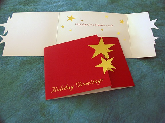 Kinecta Holiday Card