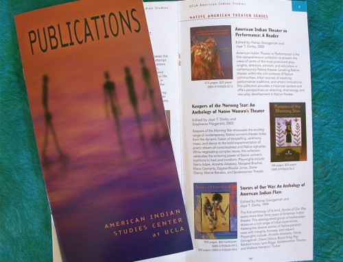 Publications Brochure