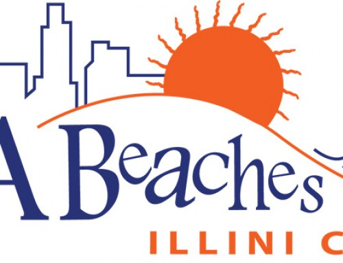 LA Beaches Illini Alumni Club Logo