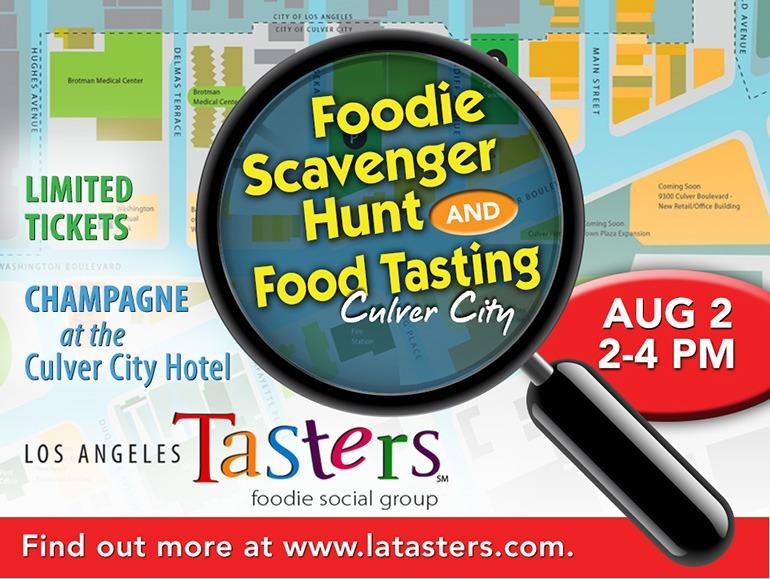 LA Tasters Foodie Event