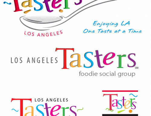 LA Tasters Foodie Group Brand Logos