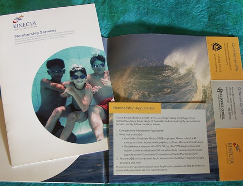 Credit Union Membership Brochure