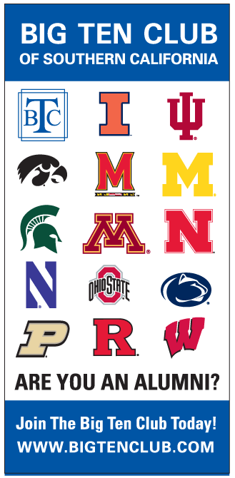 Big Ten Club Banner