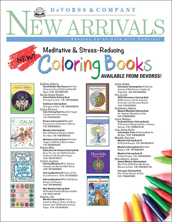 DeVorss_Coloring Books_2015