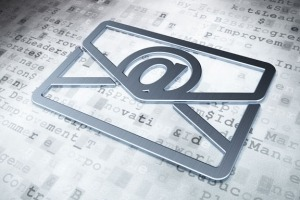 Business-concept-Silver-Email