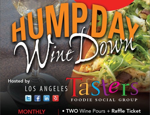 Hump Day Wine Down Ad