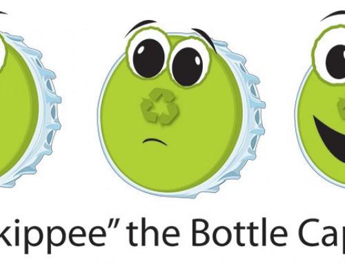 Skippee the Bottlecap