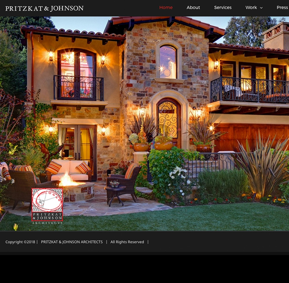 Pritzkat & Johnson Architects Website